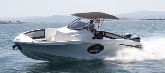 Alquiler Pacific Craft 30RX
