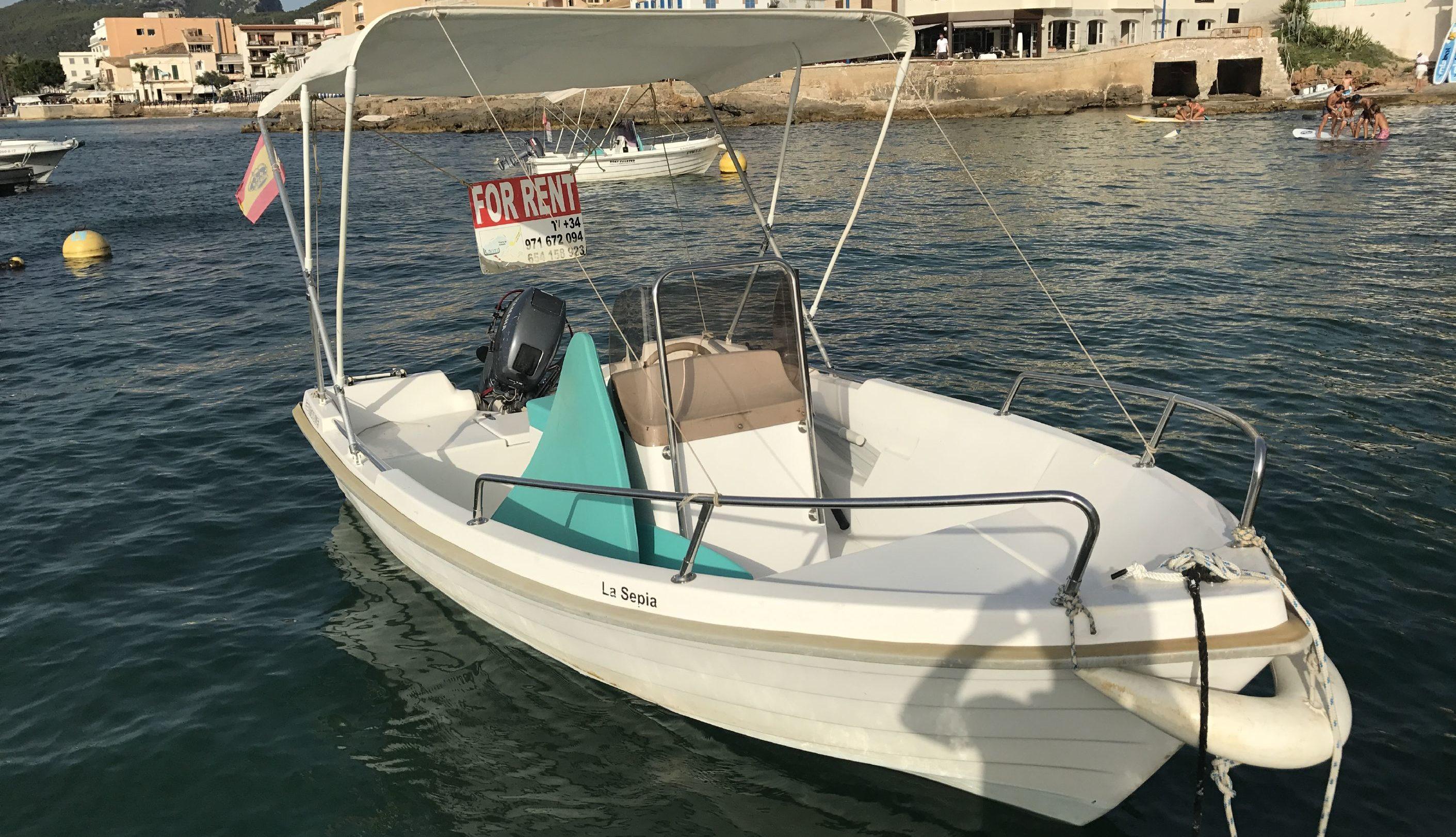 Alquiler de la embarcación Estable 415